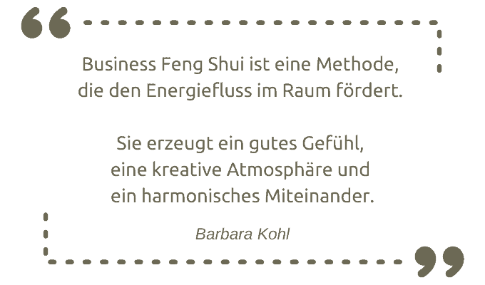 Zitat Feng Shui